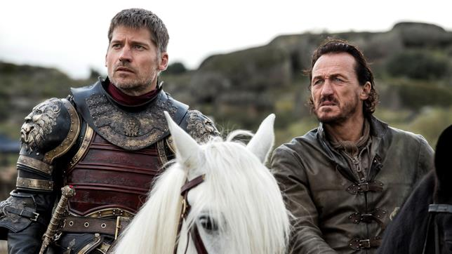 GoT 7: Jaime e Bronn