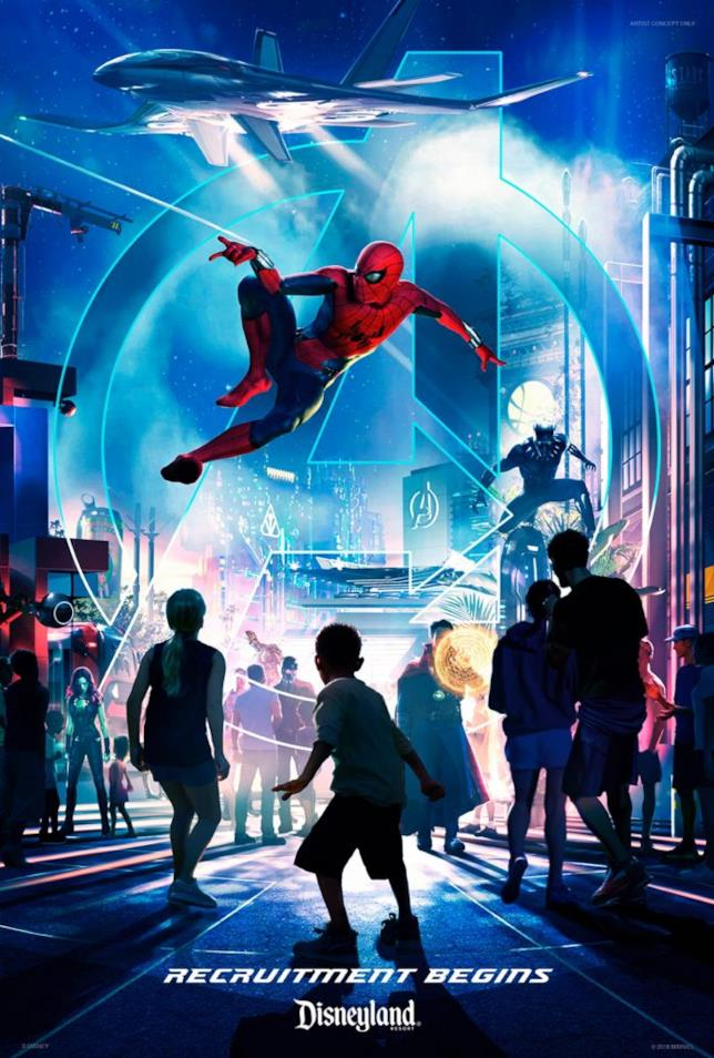 Spider-Man in cerca di nuovi eroi