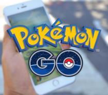 Un'immagine promozionale di Pokémon GO