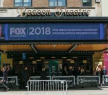 Il teatro degli Upfront FOX