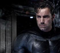 Ben Affleck veste i panni del supereroe Batman