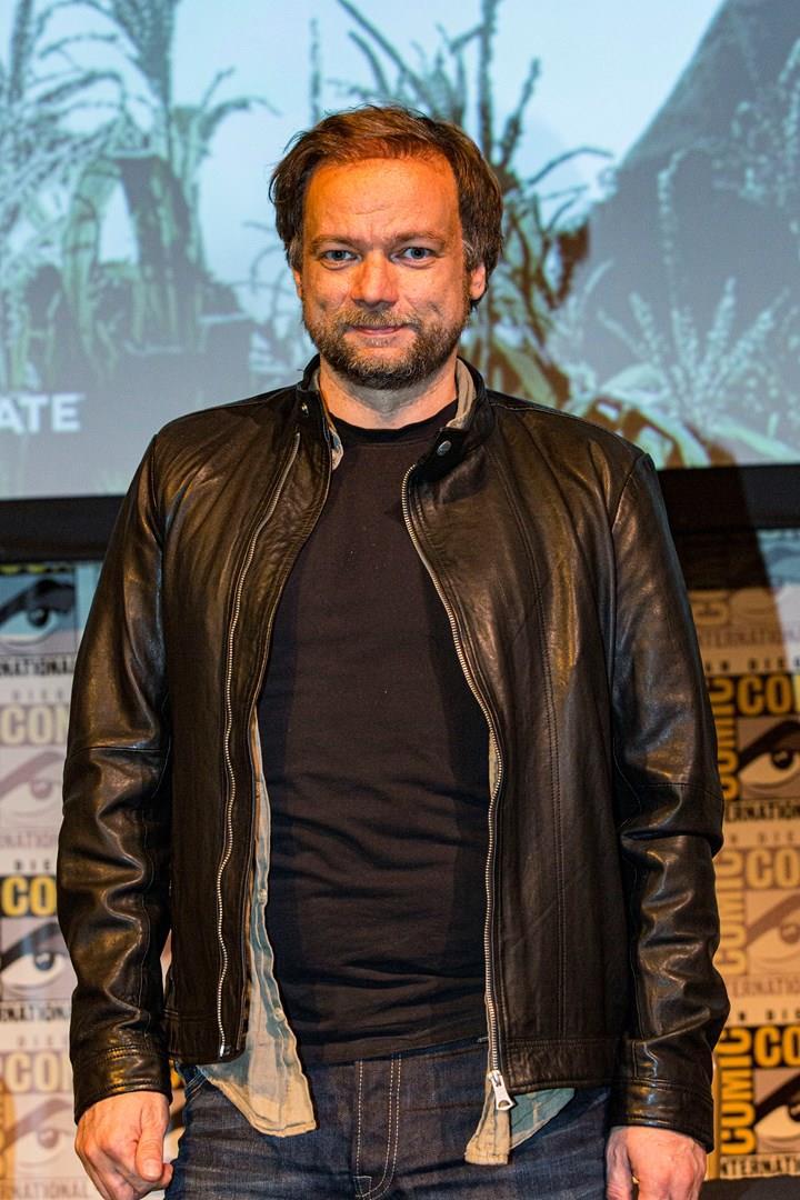 André Øvredal al SDCC