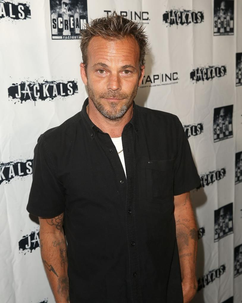 Stephen Dorff in primo piano