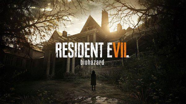 Il logo di Resident Evil VII