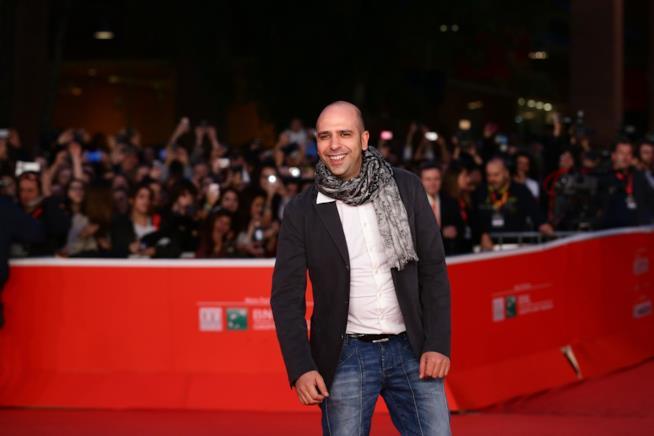 L'attore e comico Checco Zalone