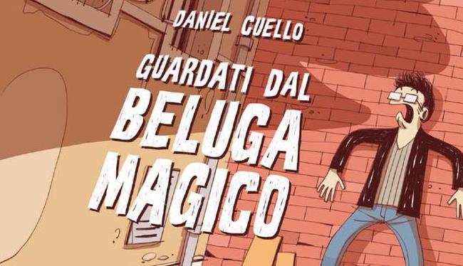 La cover di Guardati dal Beluga magico