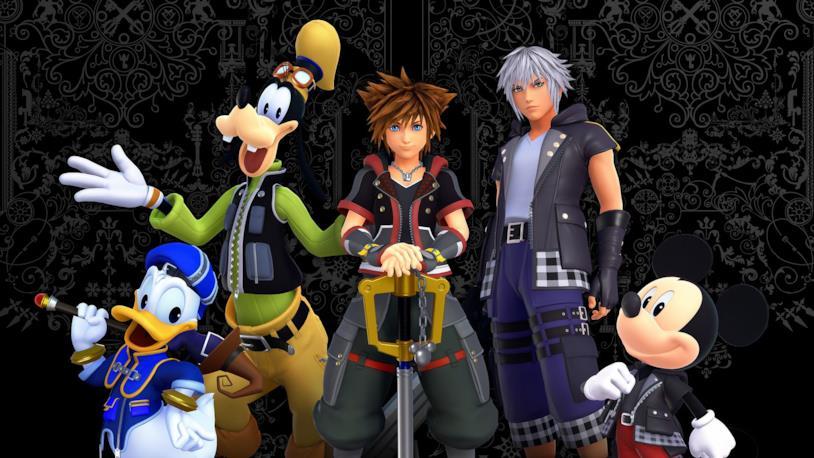 Kingdom Hearts 3 saga finale