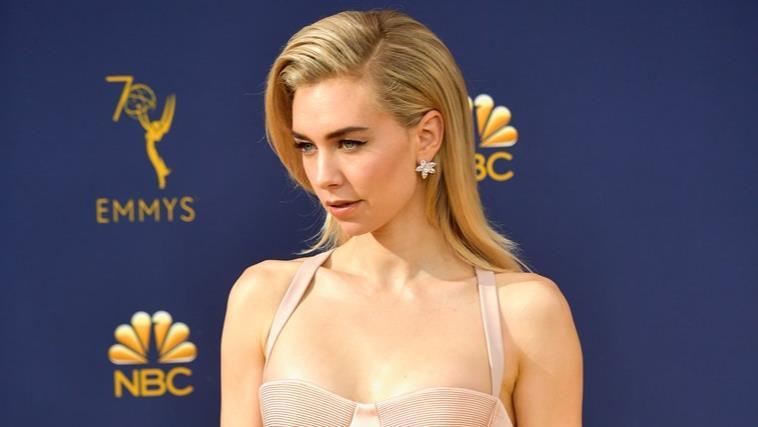 Vanessa Kirby sul red carpet degli Emmy