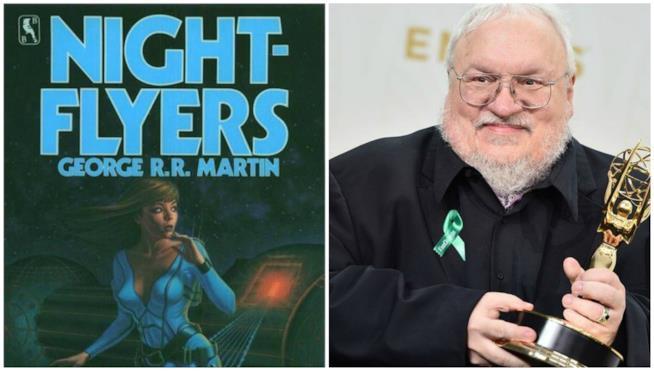 Lo scrittore George R. R. Martin