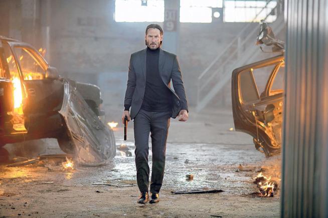 Keanu Reeves combatterà una setta di sicari in John Wick: Chapter Two
