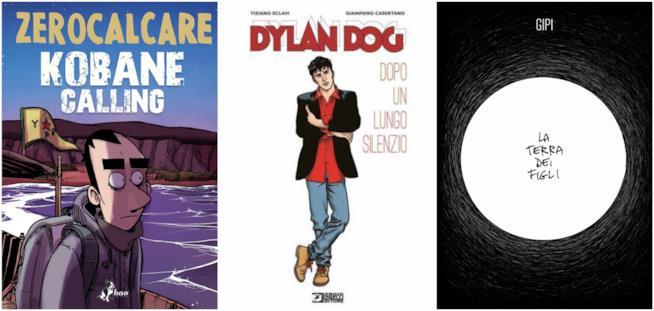 I tre migliori fumetti del 2016