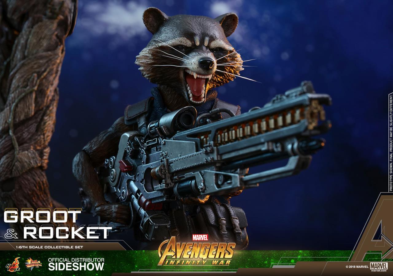 Nessuno ferma Rocket Raccoon
