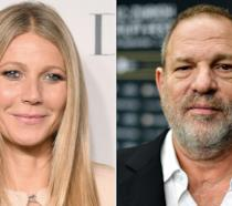 Gwyneth Paltrow e Weinstein