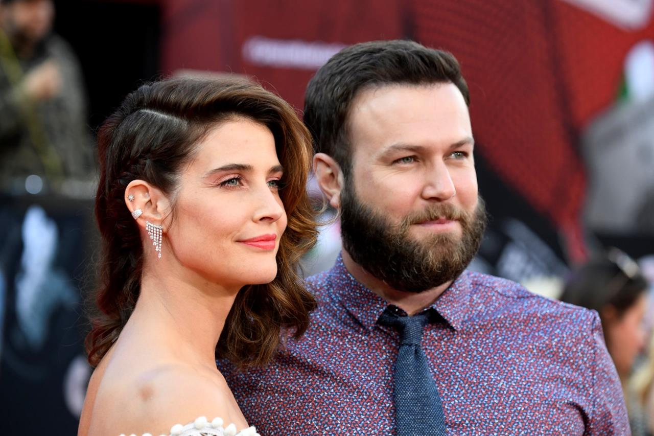 L'Agente Hill alla premiere di Spider-Man: Far From Home