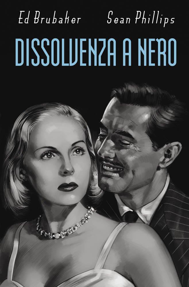 La copertina dell'edizione italiana di Dissolvenza a nero