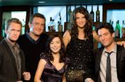 Ted, Robin, Barney e gli altri personaggi di How I Met Your Mother