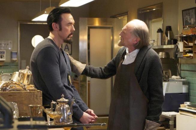 David Bradley e Kevin Durand interpretano Abraham Setrakian e Vasily Fet