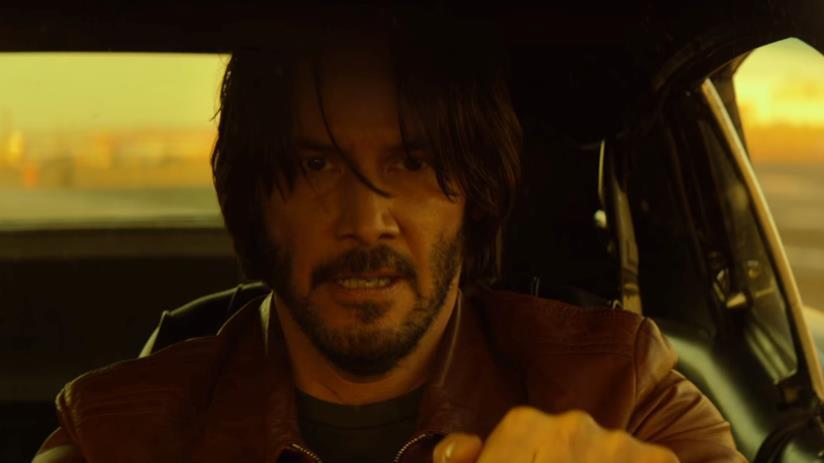 L'attore Keanu Reeves è John Wick