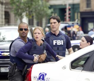 Parte del cast di Criminal Minds