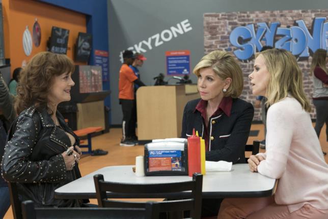 Arriva il sequel dedicato alle mamme delle mamme più cattive in circolazione con protagoniste Susan Sarandon, Christine Baranski e Cheryl Hines