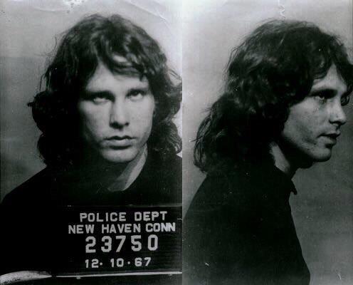 Jim Morrison nel 1967