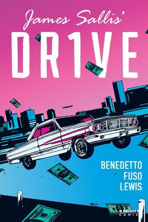 L'edizione BD Comics del fumetto di Drive