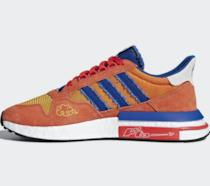 Le scarpe Adidas di Dragon Ball