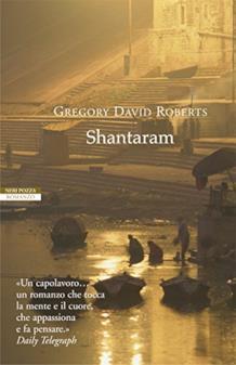 L'edizione italiana di Shantaram, di Gregory David Roberts