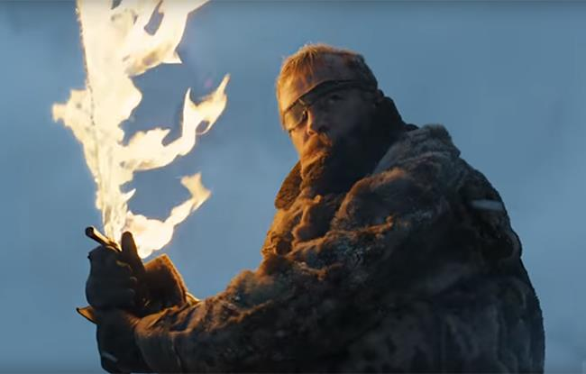 Beric Dondarrion in Game of Thrones 7