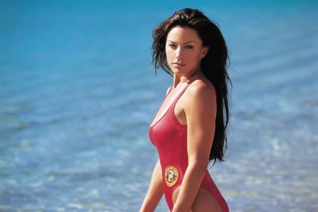 Jenna Avid, guardiaspiagge di Baywatch