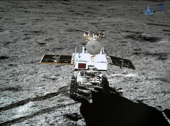 Il rover cinese Yutu-2