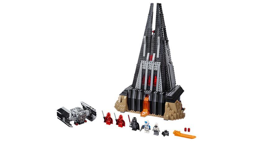 Dettagli del set Il Castello di Darth Vader di LEGO