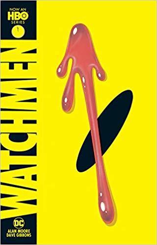La copertina di Watchmen