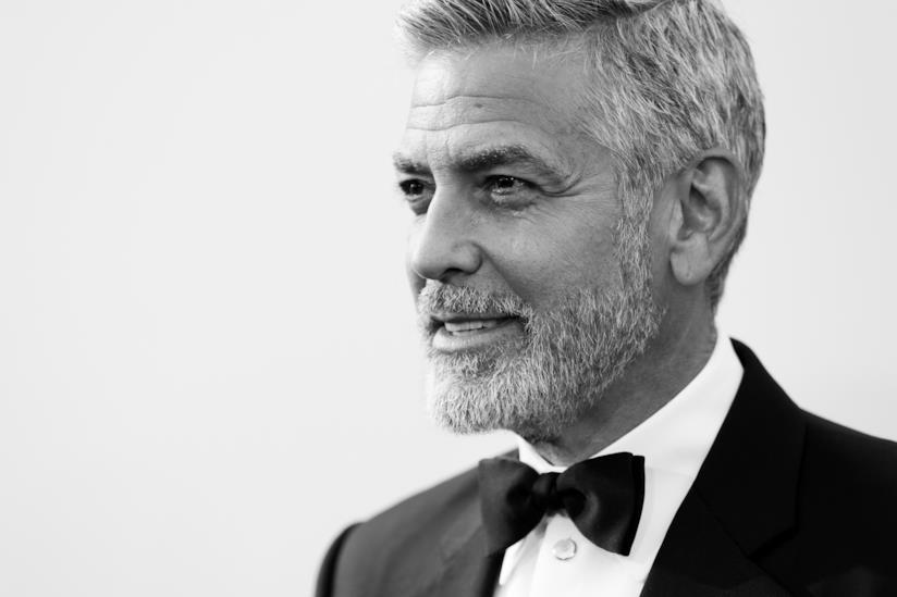 George Clooney a un evento