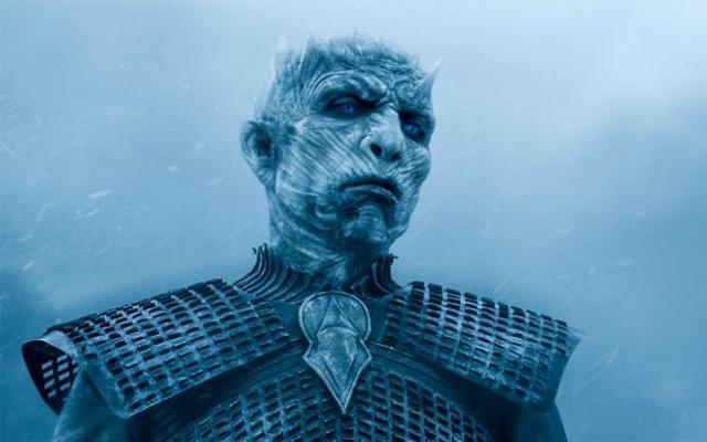 Il re della notte, in Game of Thrones