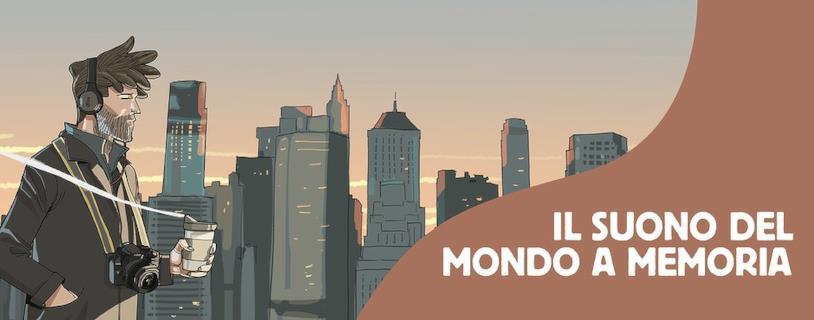 Il protagonista passeggia per una New York autunnale