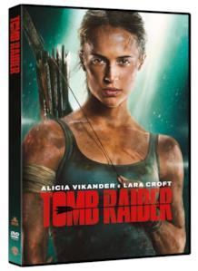 Il formato DVD di Tomb Raider