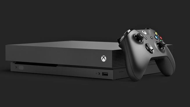 Xbox One X sarà inclusa in uno dei possibili abbonamenti All Access