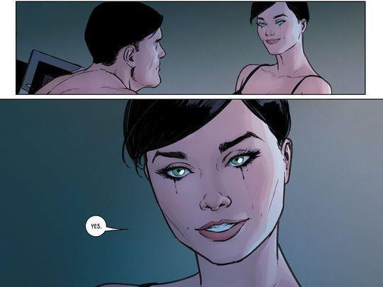 Anteprima del nuovo numero di Batman in uscita a breve negli Usa