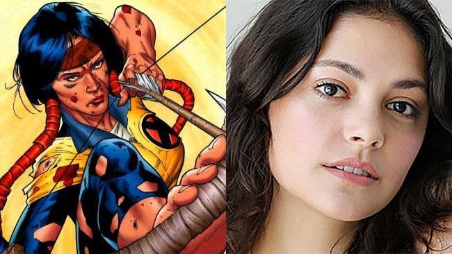 L'attrice Blu Hunt interpreterà il ruolo di Danielle Monstar in New Mutants