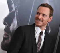 Michael Fassbender alla première di Assassin's Creed