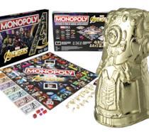 Il prossimo film della Marvel Avengers: Endgame ha ispirato una nuova versione del Monopoly