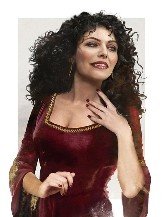 Dal cartoon Disney al mondo reale: Madre Gothel