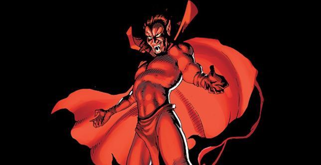 Cover di Mephisto Vs.