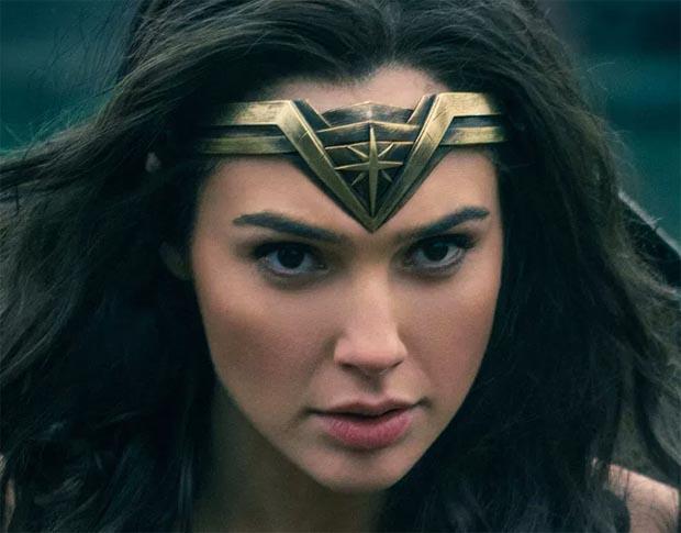Un primo piano di Diana, Wonder Woman
