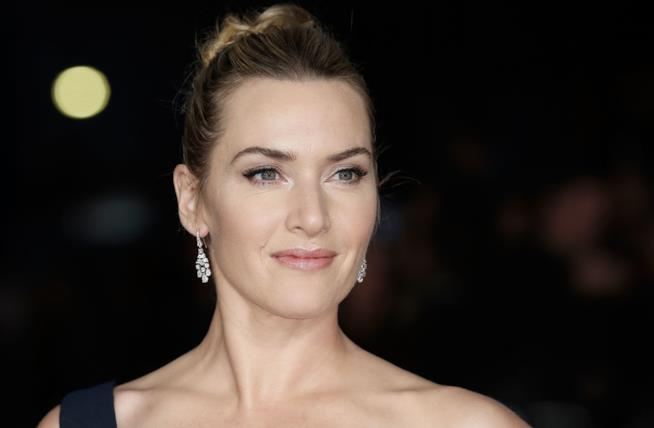 Kate Winslet in primo piano