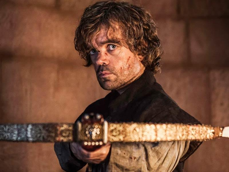 Tyrion con la balestra