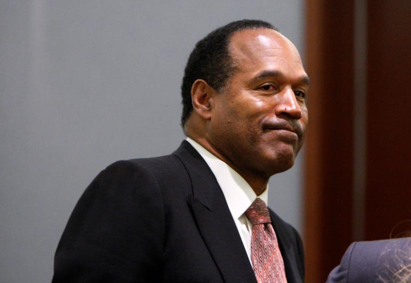 O.J. Simpson in tribunale
