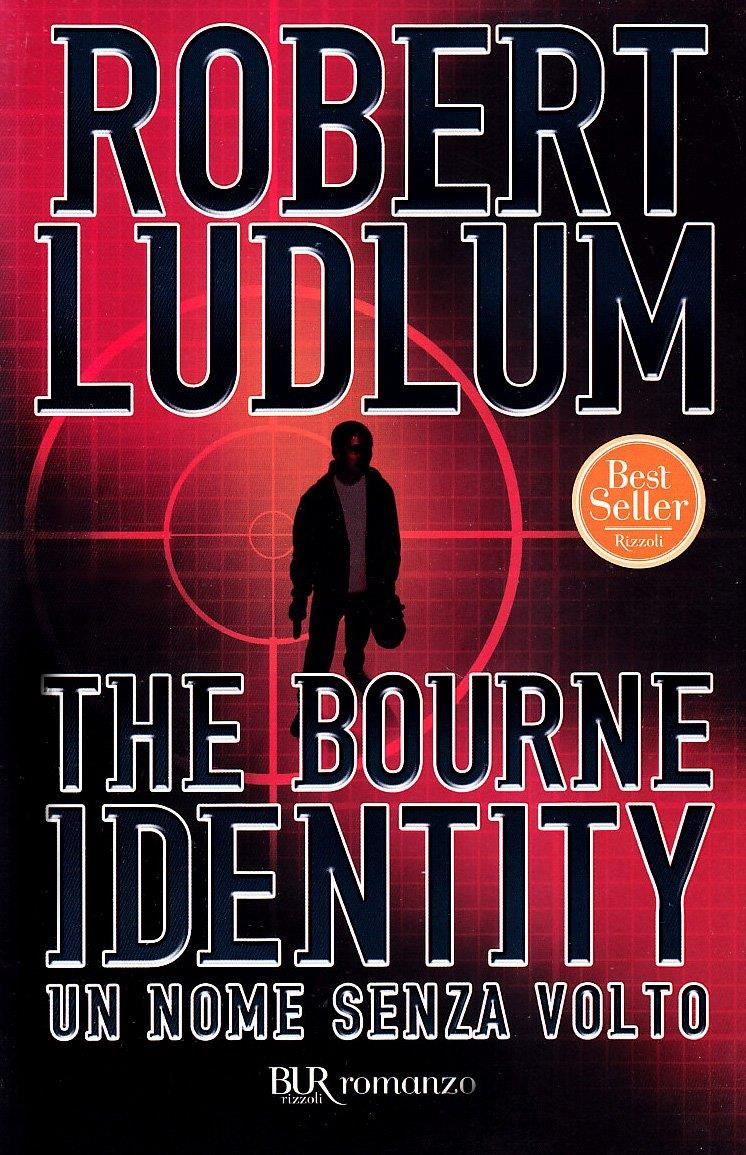La copertina del romanzo di Robert Ludlum