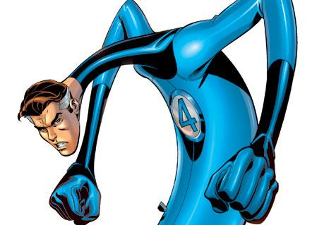 Mister Fantastic può allungare il suo corpo a piacimento